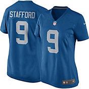 Nike Women's Alternate Game Jersey Detroit Lions Matthew Stafford #9