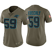 Nike Women's Home Limited Salute to Service Carolina Panthers Luke Kuechly #59 Jersey