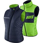 Nike Women's Seattle Seahawks Sideline 2017 Reversible Navy Vest
