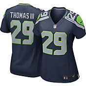 Nike Women's Home Game Jersey Seattle Seahawks Earl Thomas #29