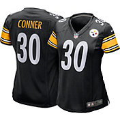 Nike Women's Home Game Jersey Pittsburgh Steelers James Conner #30