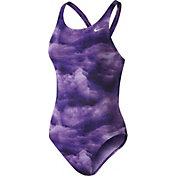 Nike Women's Cloud Fast Back Swimsuit