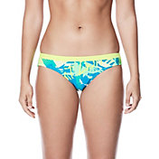 Nike Women's Drift Graffiti Sport Bikini Bottom