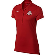 Nike Women's Ohio State Buckeyes Precision Golf Polo