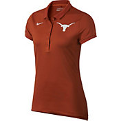 Nike Women's Texas Longhorns Precision Golf Polo