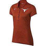 Nike Women's Texas Longhorns Precision Golf Polo