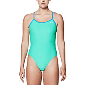 Nike Women's Performance Crossback Swimsuit