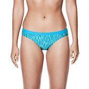 Nike Women's Rush Heather Sport Bikini Bottom