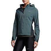 Nike Women's Shield Full Zip Running Jacket