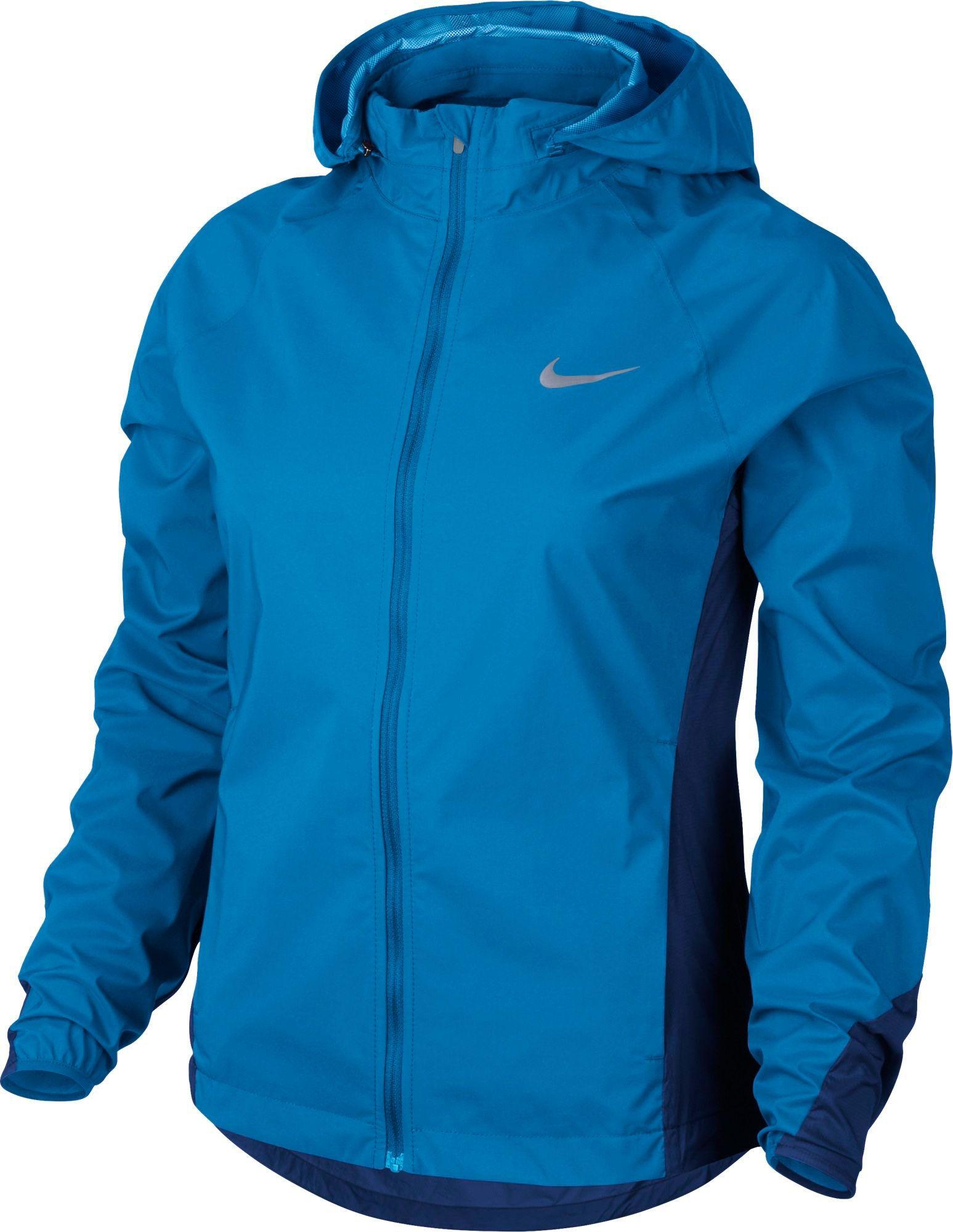 Product Image �� Nike Women\u0027s Shield Full Zip Running Jacket