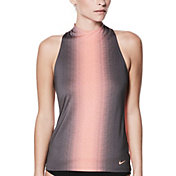 Nike Women's Fade Sting Hydro Sleeveless Rash Guard
