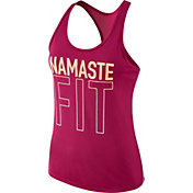 Nike Women's Namaste Fit Tank Top