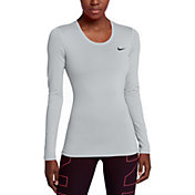 Nike Women's Pro Long Sleeve Top