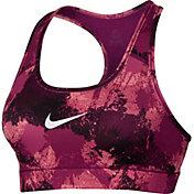 Nike Women's Pro Classic Chalkdust Printed Sports Bra