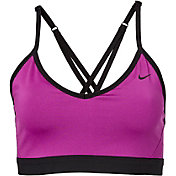 Nike Women's Indy Light Cross-Back Strappy Bra