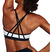 Nike Women's Indy Light Cross-Back Strappy Bra