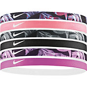 Nike Women's Printed Assorted Headbands – 6 Pack