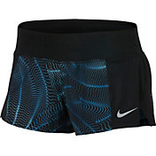 Nike Women's Printed Dry Running Shorts