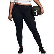 Nike Women's Plus Size Pro Warm Training Tights