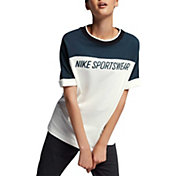 Nike Women's Sportswear Heritage Knit T-Shirt