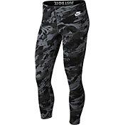 Nike Women's Sportswear Rock Garden Printed Capris