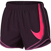 Nike Women's Dry Flash Reflective Tempo Running Shorts