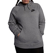 Nike Women's Plus Size Rally Hoodie