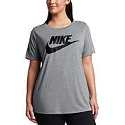 Nike Women's Plus Size Sportswear Essential T-Shirt