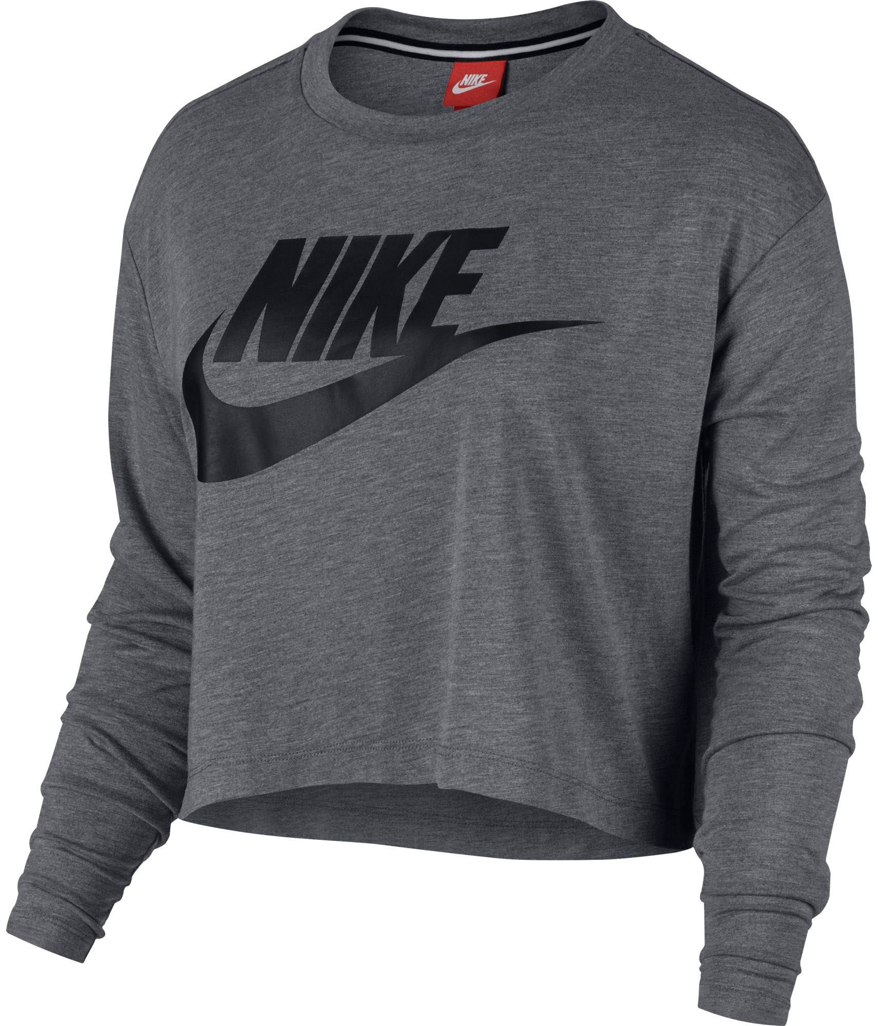 Nike Women's Sportswear Long Sleeve Crop Top by Nike