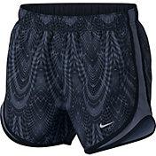 Nike Women's Striation Printed Running Shorts