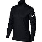 Nike Women's Therma 1/2-Zip Golf Top