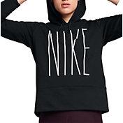 Nike Women's Therma Skinny Graphic Hoodie