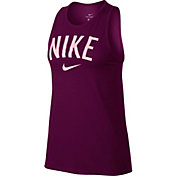 Nike Women's Tomboy Swoosh Graphic Tank Top