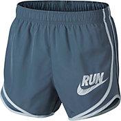 Nike Women's Dry Graphic Tempo Running Shorts