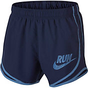 Nike Women's Dry Graphic Tempo Running Shorts