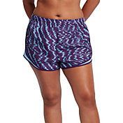 Nike Women's 3'' Plus Size Printed Tempo Running Shorts