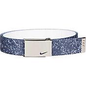 Nike Women's Graphic Web Golf Belt