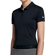 Nike Women's Dry Short Sleeve Golf Polo