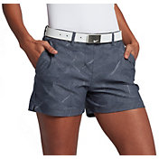 "Nike Women's Printed 4.5"" Flex Golf Shorts"