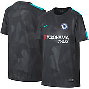Nike Youth Chelsea FC 17/18 Breathe Replica Third Stadium Jersey