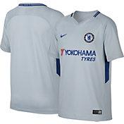 Nike Youth Chelsea FC 17/18 Breathe Replica Away Stadium Jersey