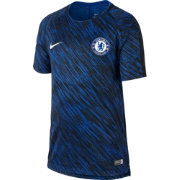 Nike Youth Chelsea FC Spring 18  Blue Training Shirt