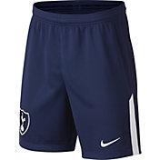 Nike Youth Tottenham Hotspur Breathe Blue Stadium Shorts