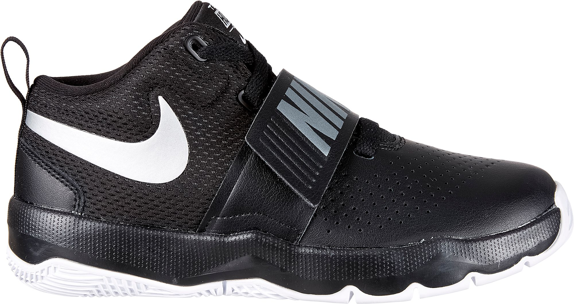 Product Image �� Nike Kids\u0027 Preschool Team Hustle D 8 Basketball Shoes