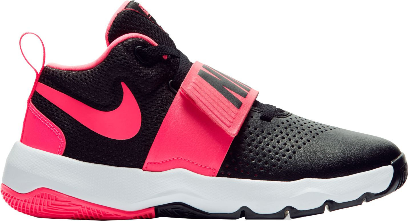 Product Image � Nike Kids\u0027 Grade School Team Hustle D 8 Basketball Shoes