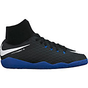 Nike Kids' HypervenomX Phelon III Dynamic Fit Indoor Soccer Shoes