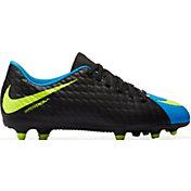 Nike Kids' Hypervenom Phade III FG Soccer Cleats