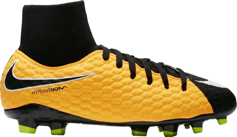 Nike Kids\u0027 Hypervenom Phelon III Dynamic Fit FG Soccer Cleats | DICK\u0027S  Sporting Goods