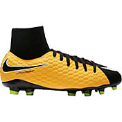 Nike Kids' Hypervenom Phelon III Dynamic Fit FG Soccer Cleats