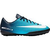 Nike Kids' Mercurial Vapor XI TF Soccer Cleats